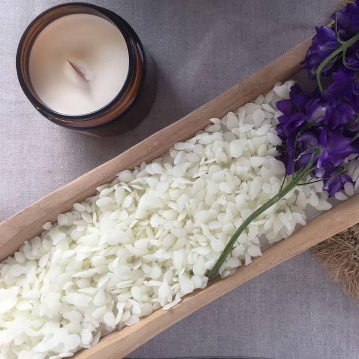 Bougies artisanales naturelles - Les Romanaises